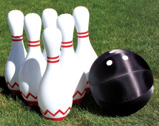 Inflatable Bowling