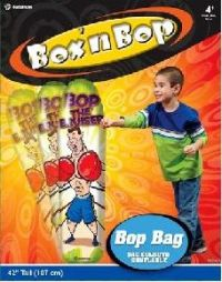 Bop the Bruiser                 Bop Bag