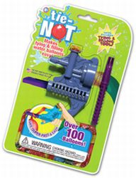Tie Not Water Balloon Filling Nozle Tool